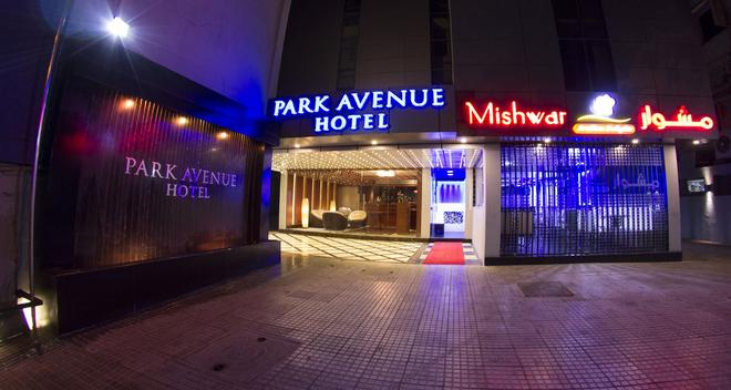Park Avenue Hotel - Chennai - Rakennus