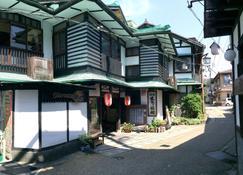 Kiya Ryokan - Misasa - Rakennus