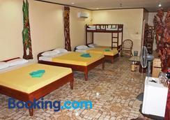 Deep Forest Garden Hotel - Puerto Princesa - Bedroom