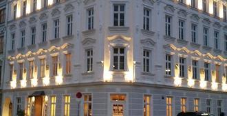 Hotel Schwalbe - Viena - Edificio