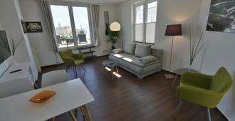 Pension Am Schloss - Schwerin - Sala de estar