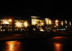 Tinapa Lakeside Hotel - Калабар - Здание