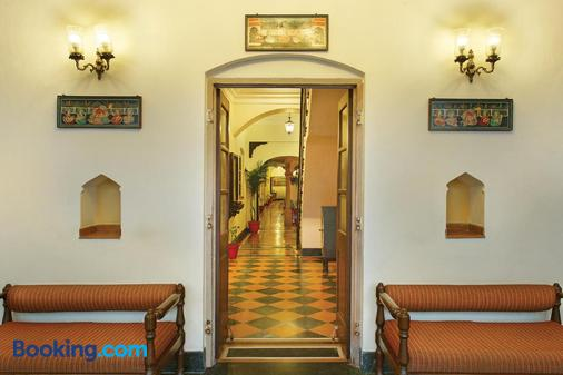 Haveli Hari Ganga - Haridwar - Hallway