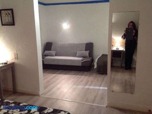 Attrap'Rêves - Aspres-sur-Buëch - Living room