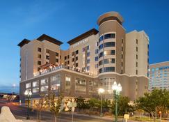 Courtyard by Marriott El Paso Downtown/Convention Center - El Paso - Building