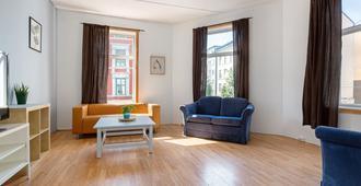 T13 Small Room - אוסלו - סלון