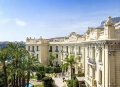 Hotel Hermitage Monte-Carlo - Monaco - Außenansicht