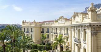 Hôtel Hermitage Monte-Carlo - Monaco - Outdoors view