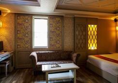 Hotel Won - Busan - Bedroom