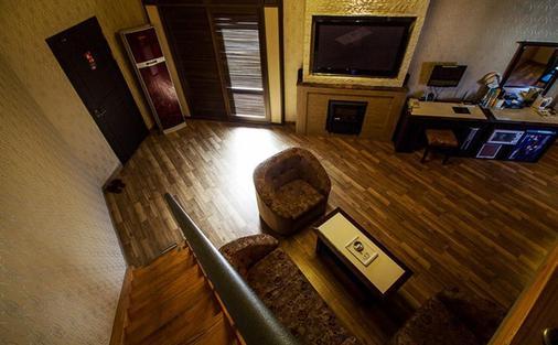 Hotel Won - Busan - Living room