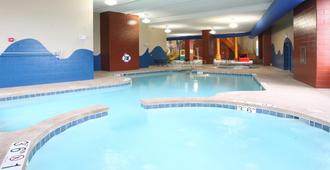 Holiday Inn Omaha Downtown - Airport - Omaha - Piscina