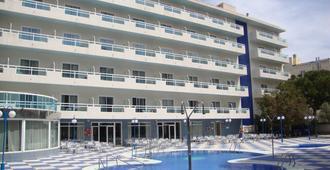 聖莫妮卡海灘酒店 - 沙洛 - 薩洛 - 建築
