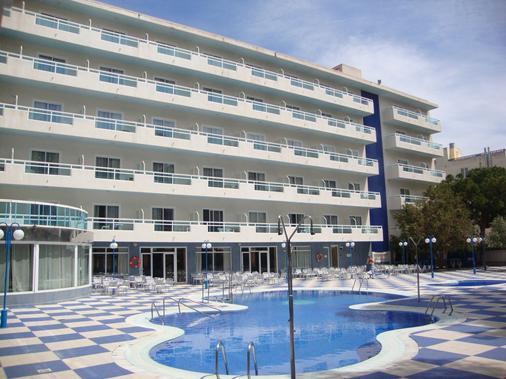 Santa Monica Playa - Salou - Rakennus
