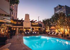 Hotel Figueroa - Los Angeles - Pool