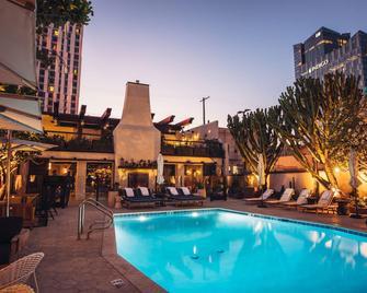 Hotel Figueroa - Los Angeles - Havuz