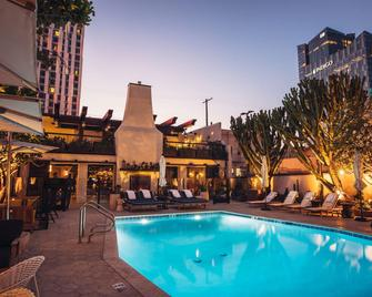 Hotel Figueroa - Los Angeles - Piscina