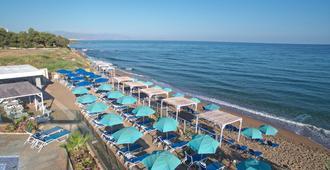 Rethymno Mare & Water Park - Rethymno - Strand
