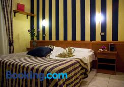 Hotel Umbria Ristorante - Orvieto - Bedroom