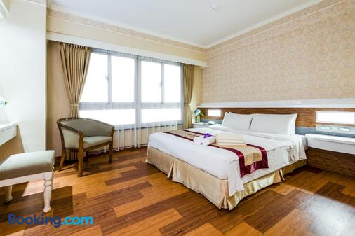 Ever Luck Hotel - Kaohsiung - Bedroom