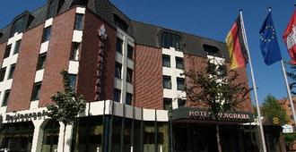 Hotel Panorama Harburg - Hamburgo - Edificio