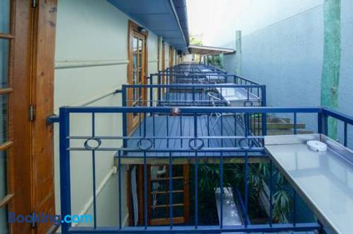 Brisbane Manor Hotel - Brisbane - Balcon