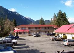 Red Roof Motor Inn - Hope - Κτίριο