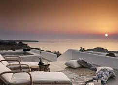 Santo Maris Oia Luxury Suites & Spa - Ойа - Балкон