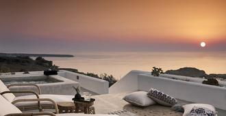 Santo Maris Oia Luxury Suites & Spa - Oia - Balcony