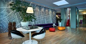 Best Western Plus Executive Hotel And Suites - Turín - Lobby
