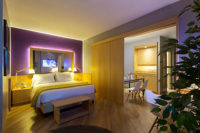 Best Western Plus Executive Hotel And Suites - Turin - Chambre