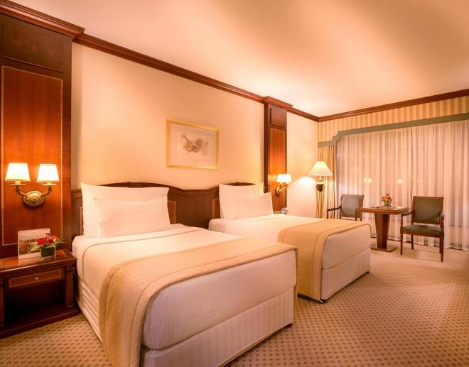 Corniche Hotel Abu Dhabi - Άμπου Ντάμπι - Κρεβατοκάμαρα