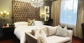 The Residence Boutique Hotel - Johannesburg - Schlafzimmer