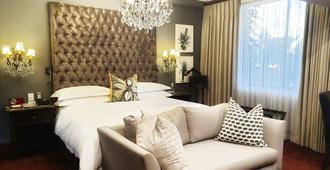 The Residence Boutique Hotel - Johanesburgo - Habitación