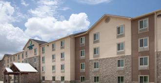 Woodspring Suites Houston 288 South Medical Center - Houston - Building