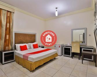 OYO 212 Zahrat Al Jal - Taif - Bedroom
