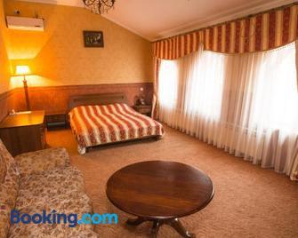 Magnat Lux Hotel - Chernovtsy - Bedroom