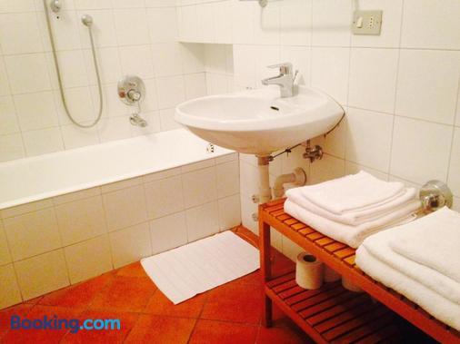 Entro le Mura - Bergamo - Bathroom