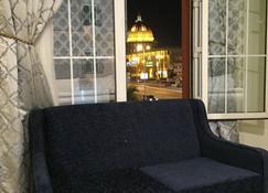 Maria Furnished Apartments - Jeddah - Living room