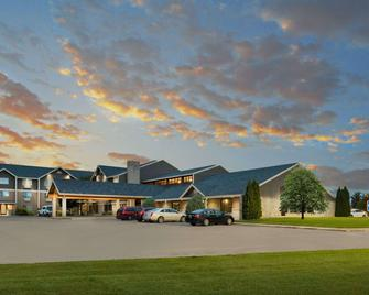 AmericInn by Wyndham Valley City Conference Center - Valley City - Building