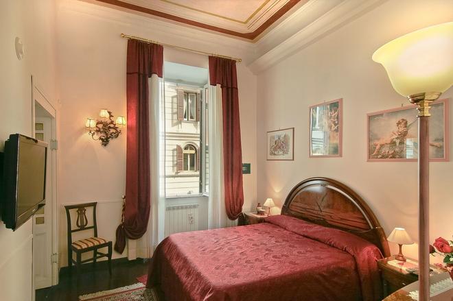 Affitta Camere Via Veneto - Rome - Bedroom