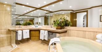 سونينالب - فايل (كولورادو) - حمام