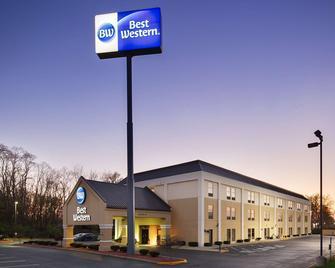Best Western Classic Inn - Richmond - Gebouw