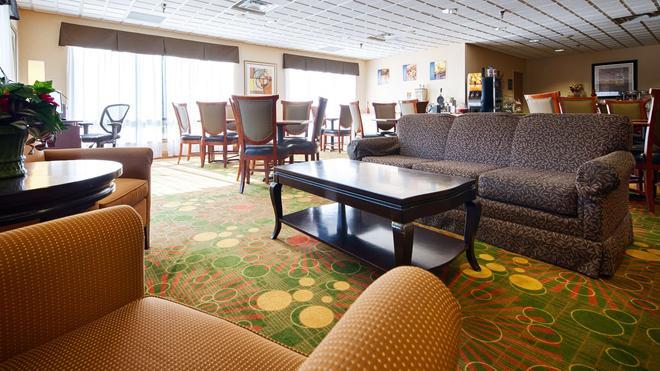 Best Western Classic Inn - Richmond - Lounge