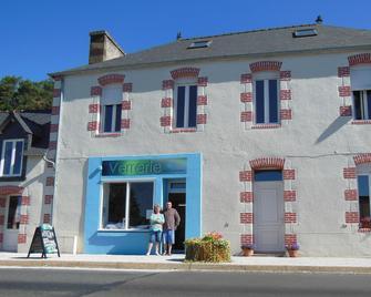 La Verrerie de Guerlédan - Caurel - Building