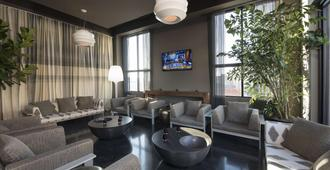 Hilton Garden Inn Louisville Downtown - Louisville - Lounge