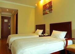 Greentree Inn Anhui Huaibei Renmin Road Business Hotel - Huaibei - Habitación