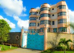 Stardom Hotel - Nairobi - Toà nhà