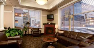 Holiday Inn Express Hotel & Suites Downtown Minneapolis, An Ihg Hotel - Minneapolis - Living room