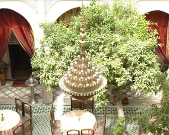 Ines Palace - Meknes - Outdoor view
