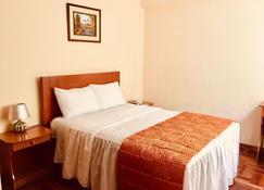 Hotel Vina del Mar - Tacna - Bedroom